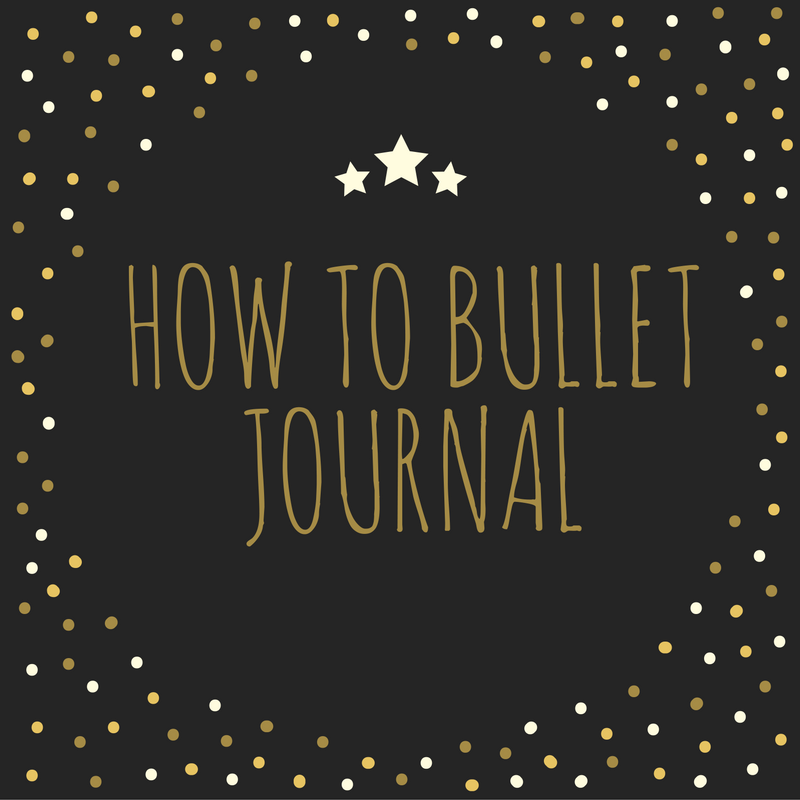 how to bullet journal-2